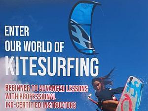 Protaras Kitesurfing